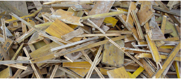 Učíme české firmy, jak správně dřevěný odpad třídit